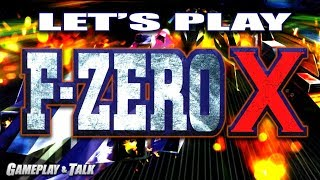 lets play f zero x for the nintendo 64 all four cups expert mode