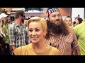 Download Kellie Pickler and Duck Dynasty Tour Nashville | CMA Fest 2013 | CMA MP3 song and Music Video
