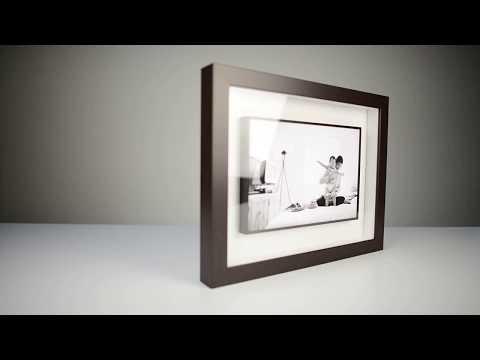 8x12 glass tube frame