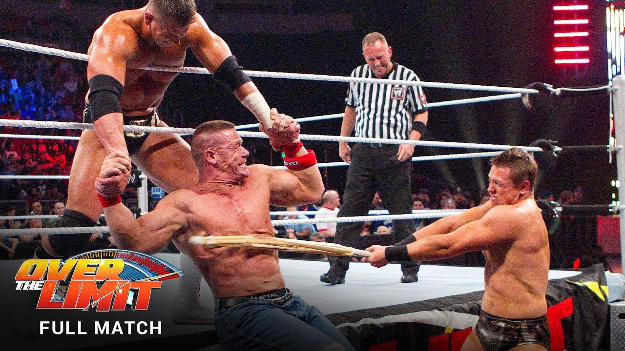 "Download FULL MATCH - John Cena vs. The Miz – WWE Title ""I Quit"" Match: WWE Over the Limit 2011"