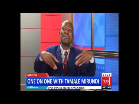 One on One with Tamale Mirundi - 13 June, 2017