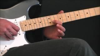 Poles apart guitar solo Lesson