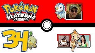 POKEMON PLATIN EXCHANGE # 34 - Moin Tobi! Schön, dass du da bist - Pokemon Platin Gameplay