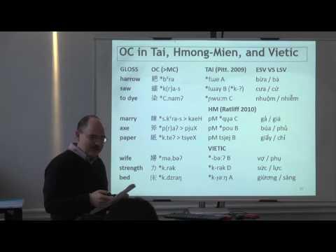 Mark J. Alves (Montgomery College): OC Loans in Vietnamese: Historical & Archaeological Data, SOAS