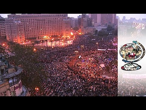 One Woman's Story From The Egyptian Revolution (2011)