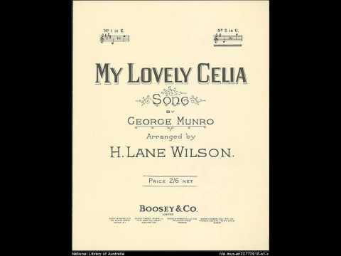 My Lovely Celia - Dylan Kinser