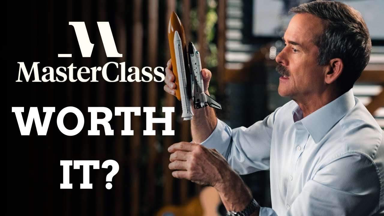 Chris Hadfield Masterclass Review - Is It Worth It?