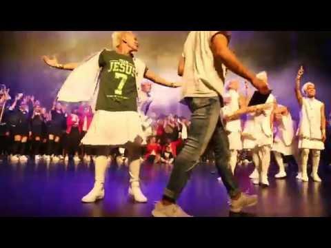 Dance2Dance 2016 winners XB GENSAN