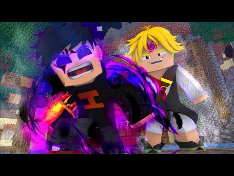 Minecraft: NANATSU NO TAIZAI - Virei do Clã dos Demonios !! ‹ Ine › thumbnail