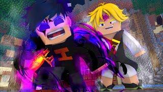 Minecraft: NANATSU NO TAIZAI - Virei do Clã dos Demonios !! ‹ Ine ›