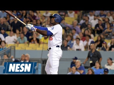 Thumbnail: While You Were Sleeping: Yasiel Puig Irks Another Team
