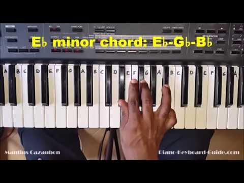 Ebm Piano Chord Worshipchords