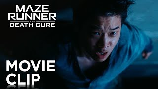 "The Maze Runner: The Death Cure | ""In the Maze"" Clip 