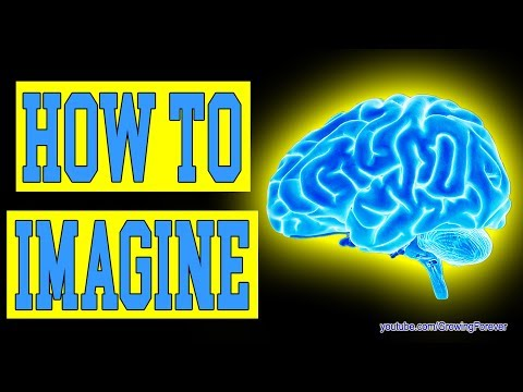 Use Your Imagination To Attract Money And Success. Law Of Attraction, Subconscious Mind Power