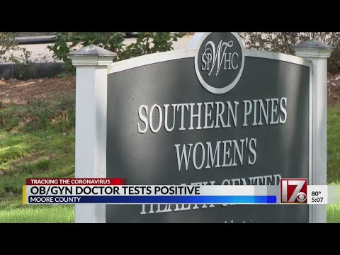 Moore County OB/GYN Tests Positive For COVID-19