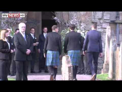 Kim Sears Due To Arrive For Wedding To Murray
