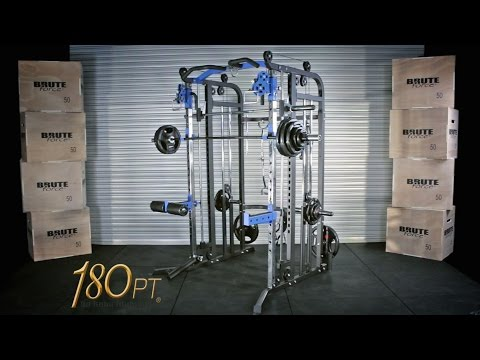 180PT Multi Functional Trainer By BRUTEforce®