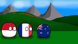 ~Yeni Zelanda'nın meşhur dağı~  •Countryball• 