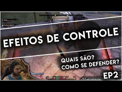 [COMO SER MESTRE] EP2 - Como Se Defender De Efeitos De Controle E Mecânicas De Combate