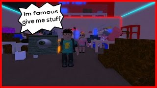 RoBlox Lumber Tycoon 2 | KIDS LIE FOR FREE STUFF!