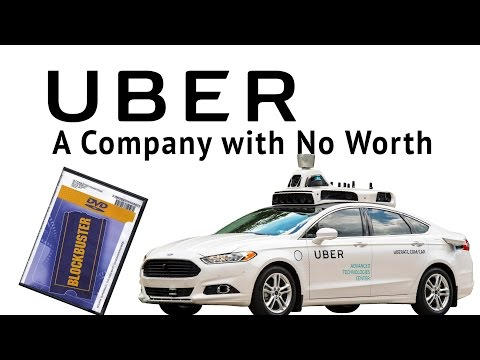 The Future of Uber | A Worthless Company