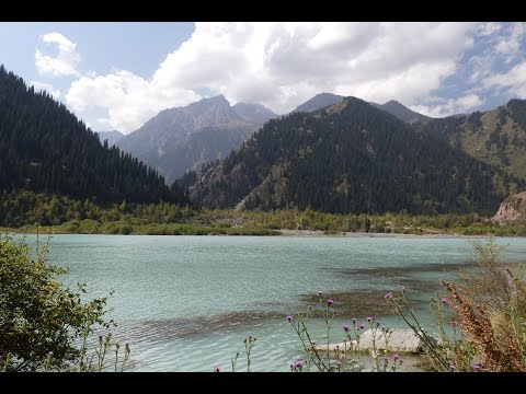 Kazakhstan  -  Ile Alatau NP  -  2016
