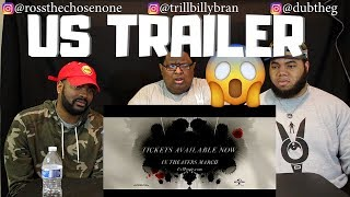 Us - Official Trailer [HD] - (REACTION)