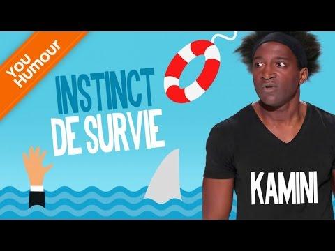 KAMINI - L'instinct de survie