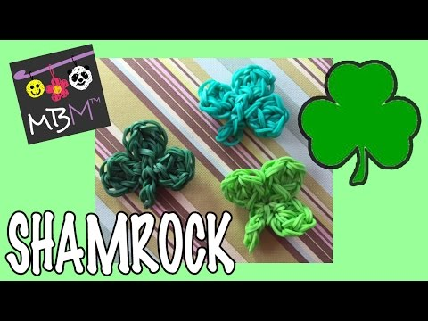 Rainbow loom saint Patrick\u2019s day set