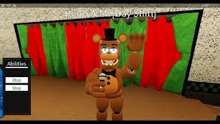 UNwithered Freddy [ROBLOX]