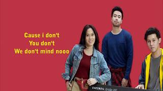 Sheryl S, Vidi A Feat Jevin J - I DONT MIND (LYRICS)