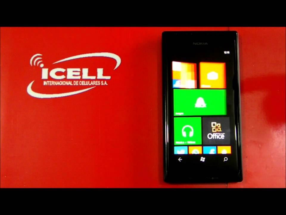 Nokia Lumia 505 ¿Cómo usar Xbox Live?