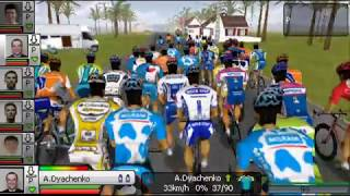 Copie de Tour de France 2009 Pro Cycling: Gameplay for PSP