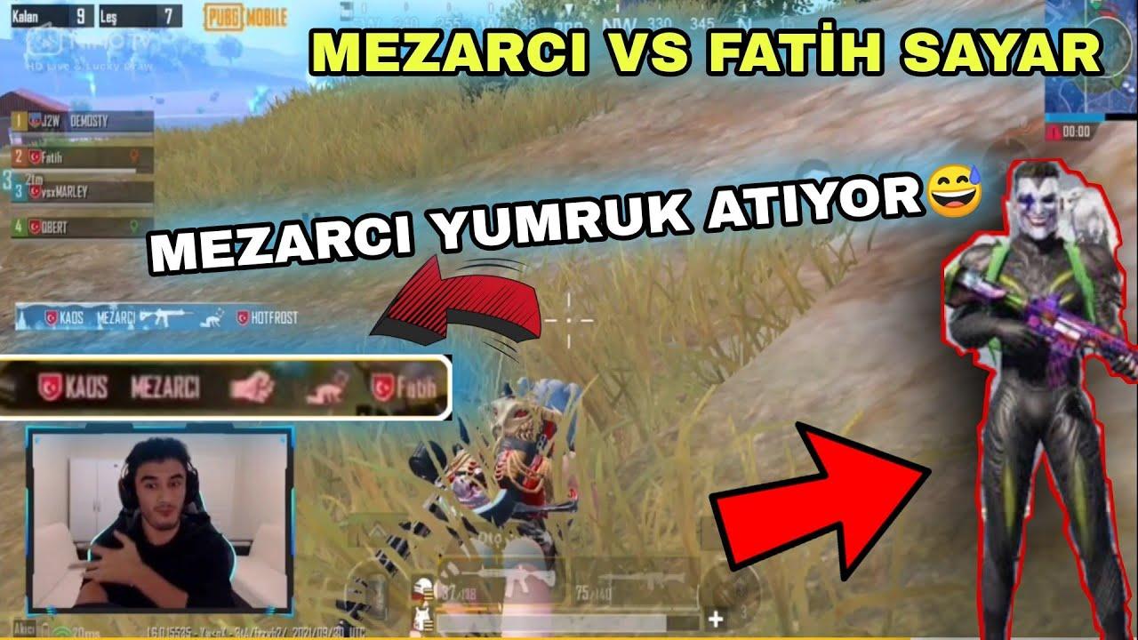 Download MEZARCI VE FATİH SAYAR RANK MAÇINDA AYNI OYUNA DENK GELİYOR!