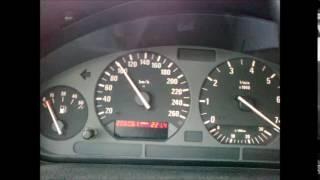 tuned e36 m52b25 0 140 acceleration