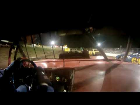 Vintage Racing at Princeton Speedway 8/11/2017 Feature Race Ride Along in the #34 Full Body Car