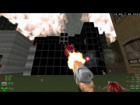 [Doom 2] Zen Dynamics, map 2