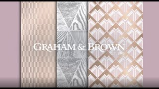 Graham and Brown - Soft Geos