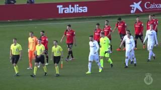 Resumen del Real Mallorca 1 Hertha BSC 1