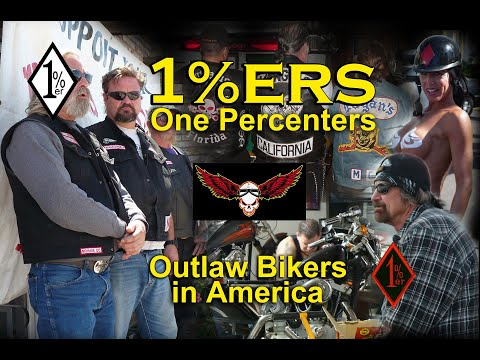 'One Percenters' (Outlaw Bikers) - pre-broadcast version