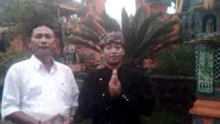 Ucapan Hari Raya Kuningan Umat Hindu Pura Indrajaya - Batu Malang.3GP