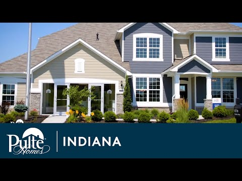 New Homes Near Indianapolis, IN - Andover Crossings by Pulte Homes