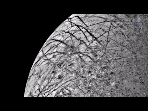 The Great Lakes of Europa Moon - Jupiter - Science at NASA