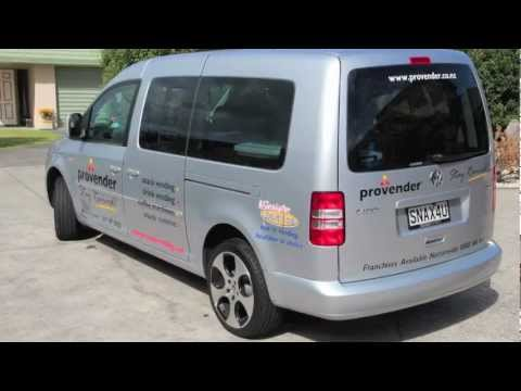 review vw caddy maxi life