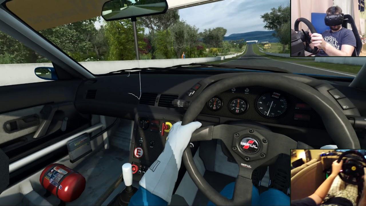 Vr Brille Für Raceroom : Raceroom racing experience vr quick november update youtube