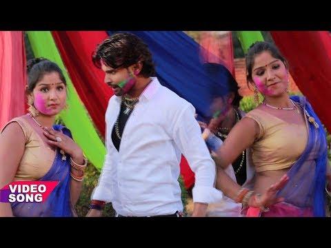 "खगड़िया जिला में फसली - Khagariya Jila Me Fasli "" Asfak Khan  - Bhojpuri Holi Video Song 2018 New"