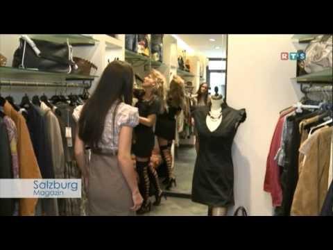 Shoppen in der Salzburger Altstadt (Teil 3), www.rts-salzburg.at