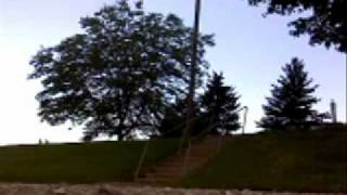 Stairs in the woods edit- Kyle Boudro