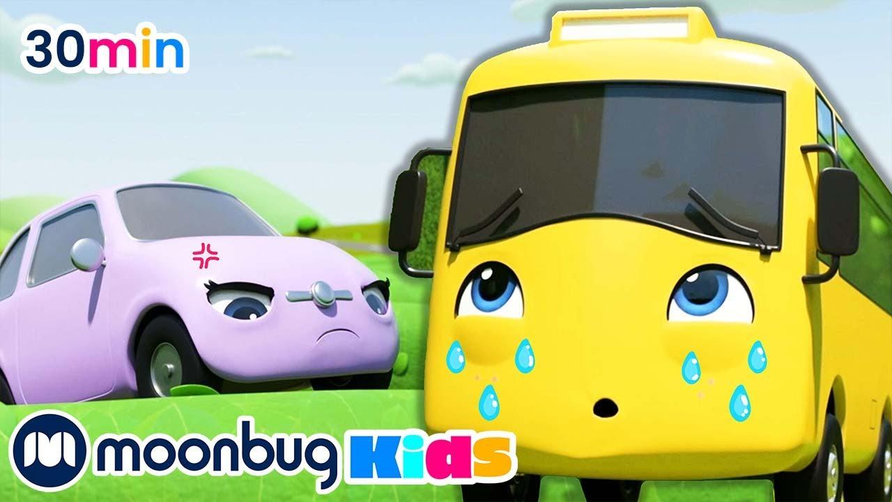 Buster und der Irrgarten | Kinderlieder und Cartoons | Little Baby Bum | Moonbug Kids Deutsch