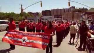 Dewitt Clinton High School Marching Band Bronx NY